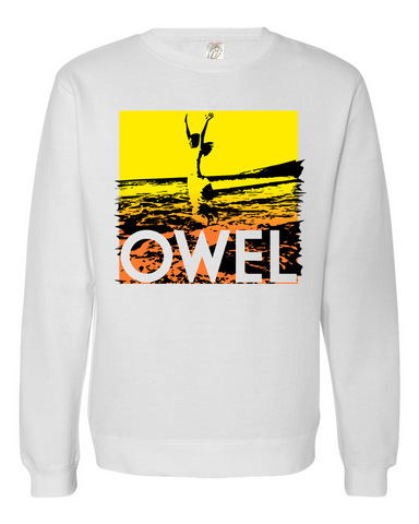 OWEL : You Leapt In Sweatshirt