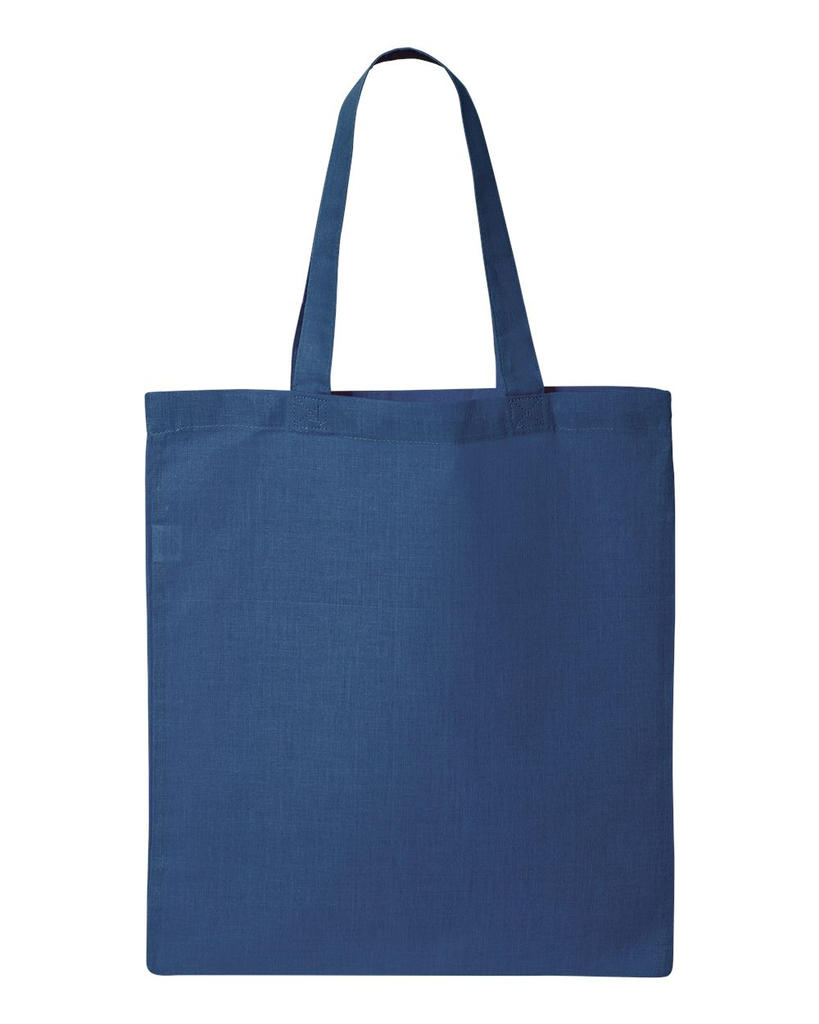 Custom Tote Bag - Blue