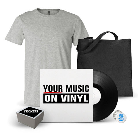 CREATE YOUR OWN VINYL – intheclouds