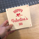 Valentine's CD Mixtape Card