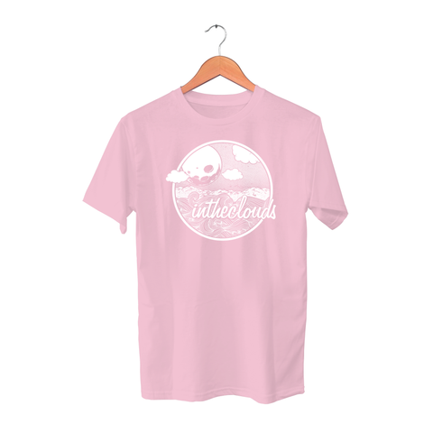 Cloudy Tee (PINK)