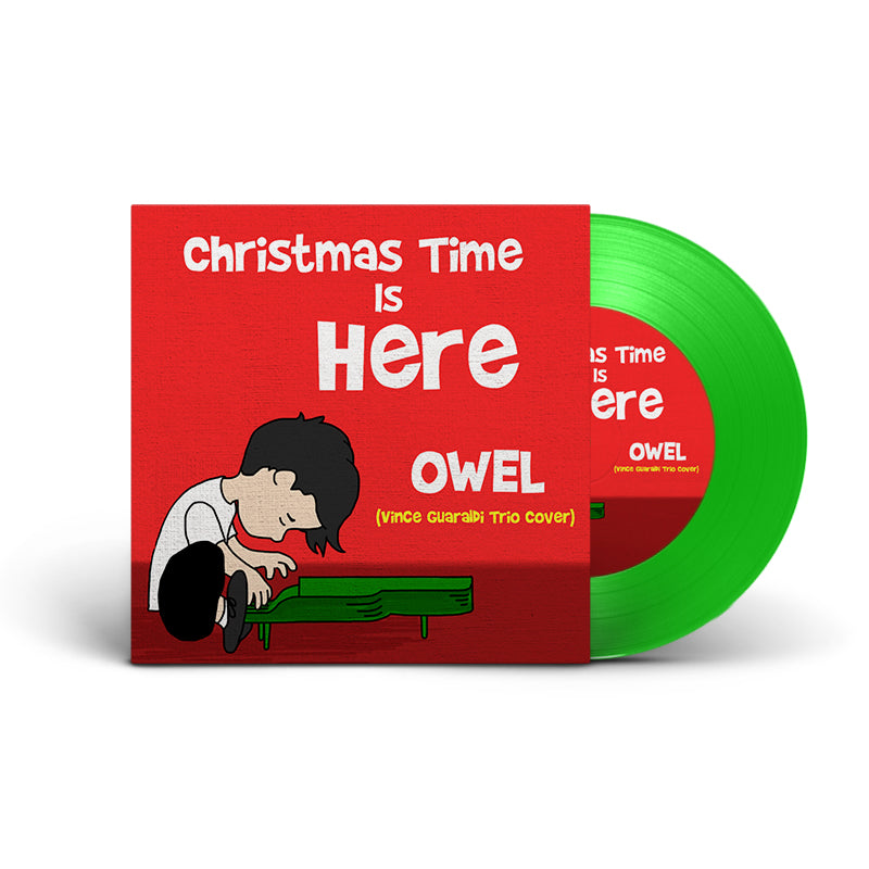 OWEL : Christmas Time Is Here