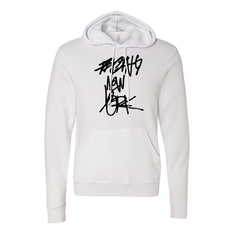 Facing New York : Logo Hoodie