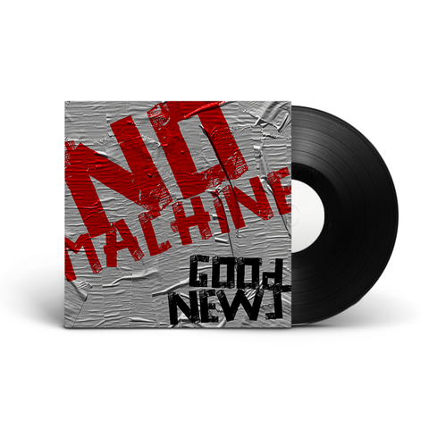 No Machine : Good News (Test Press)