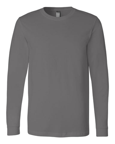 Long Sleeve Tee - Asphalt