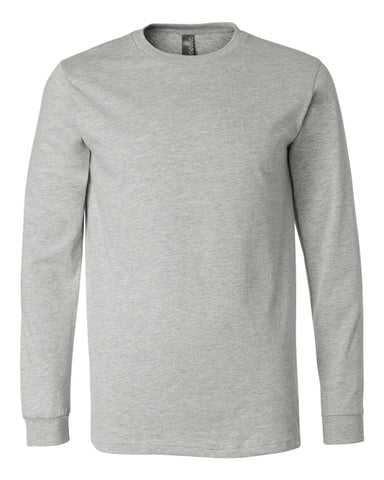 Long Sleeve Tee - Sport Grey