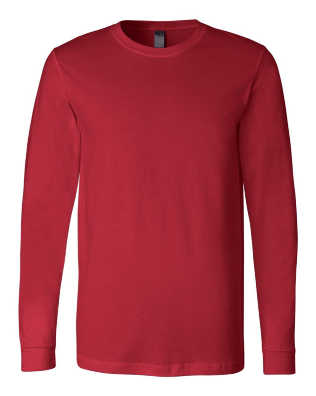Long Sleeve Tee - Red