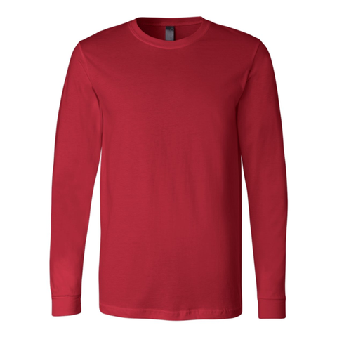 Fashion Long Sleeve Tee
