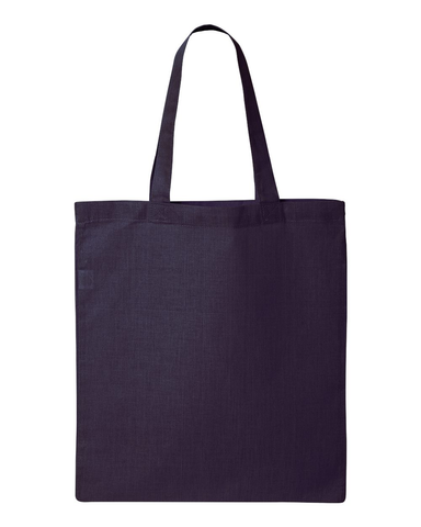 Custom Tote Bag - Navy