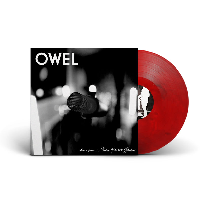 OWEL : Live From Audio Pilot Studios (Cherry Bomb)