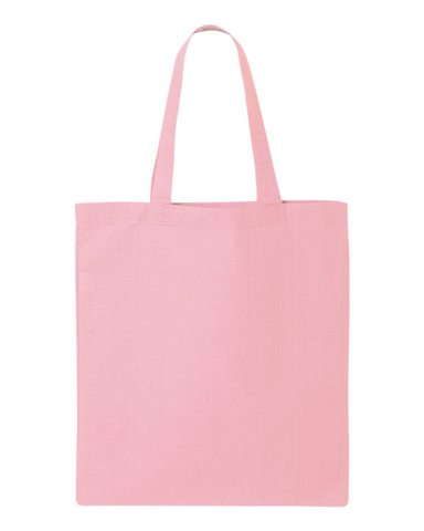 Custom Tote Bag - Pink