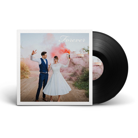 "12"" Custom Wedding Vinyl"