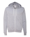 Zip-Up Hoodie - Sport Grey