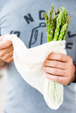 Bag: Certified Organic Cotton Produce Bag (mesh & muslin)