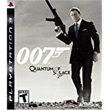 007 Quantum Of Solace    PLAYSTATION 3