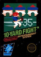10 Yard Fight DMG LABEL    NINTENDO ENTERTAINMENT SYSTEM