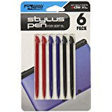 3DS XL Stylus Stylus Pen Set 6 pk    NINTENDO 3DS NEW ACCESSORY