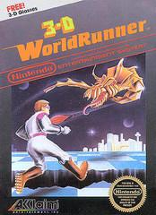 3 D WorldRunner     NINTENDO ENTERTAINMENT SYSTEM