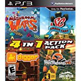 4 In 1 Action Pack    PLAYSTATION 3