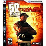 50 Cent Blood In The Sand    PLAYSTATION 3