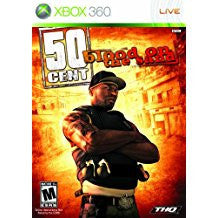 50 Cent Blood In The Sand    XBOX 360