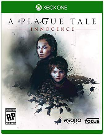 A Plague Tale Innocence    XBOX ONE