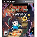 Adventure Time Explore the Dungeon    PLAYSTATION 3