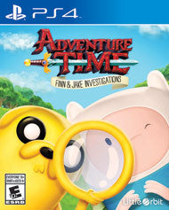 Adventure Time Finn and Jake Investigations    PLAYSTATION 4