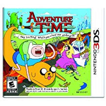 Adventure Time Hey Ice King    NINTENDO 3DS