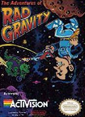 Adventures of Rad Gravity     NINTENDO ENTERTAINMENT SYSTEM