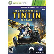 Adventures of Tintin The Game    XBOX 360