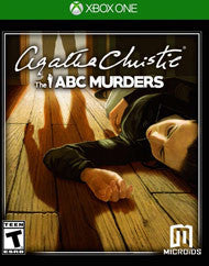 Agatha Christie ABC Murders    XBOX ONE