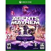 Agents of Mayhem (Launch Edition)    XBOX ONE