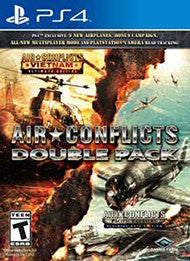 Air Conflicts Double Pack (Vietnam + Pacific Carriers)    PLAYSTATION 4