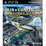 Air Conflicts Secret Wars    PLAYSTATION 3