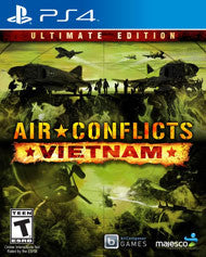 Air Conflicts Vietnam    PLAYSTATION 4