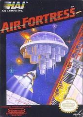 Air Fortress BOXED COMPLETE    NINTENDO ENTERTAINMENT SYSTEM