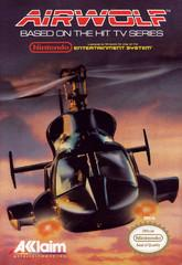 Airwolf     NINTENDO ENTERTAINMENT SYSTEM