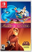 Aladdin & The Lion King-Disney Classic Games    NINTENDO SWITCH