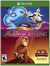 Aladdin & The Lion King-Disney Classic Games    XBOX ONE