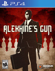 Alekhines Gun    PLAYSTATION 4
