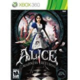 Alice The Madness Returns    XBOX 360