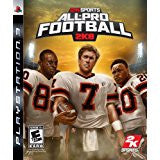All Pro Football 2K8 DISC ONLY    PLAYSTATION 3