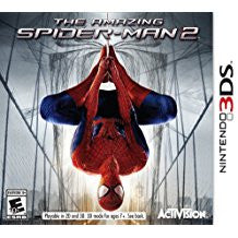 Amazing Spider-man 2    NINTENDO 3DS
