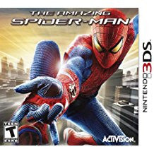 Amazing Spider-man    NINTENDO 3DS