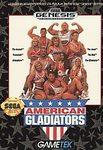 American Gladiators DMG LABEL    SEGA GENESIS