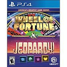 Americas Greatest Game Shows Wheel Of Fortune & Jeopardy!    PLAYSTATION 4