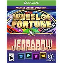 Americas Greatest Game Shows Wheel Of Fortune & Jeopardy!    XBOX ONE