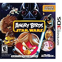 Angry Birds Star Wars    NINTENDO 3DS