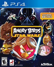 Angry Birds Star Wars    PLAYSTATION 4